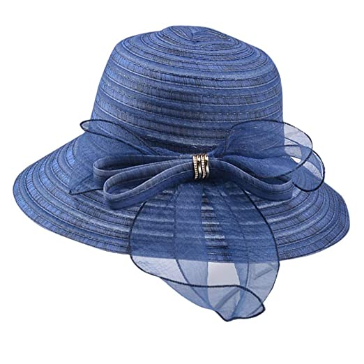 Sombrero de Playa de Sol para Mujer Sombrero Mujer Verano ...