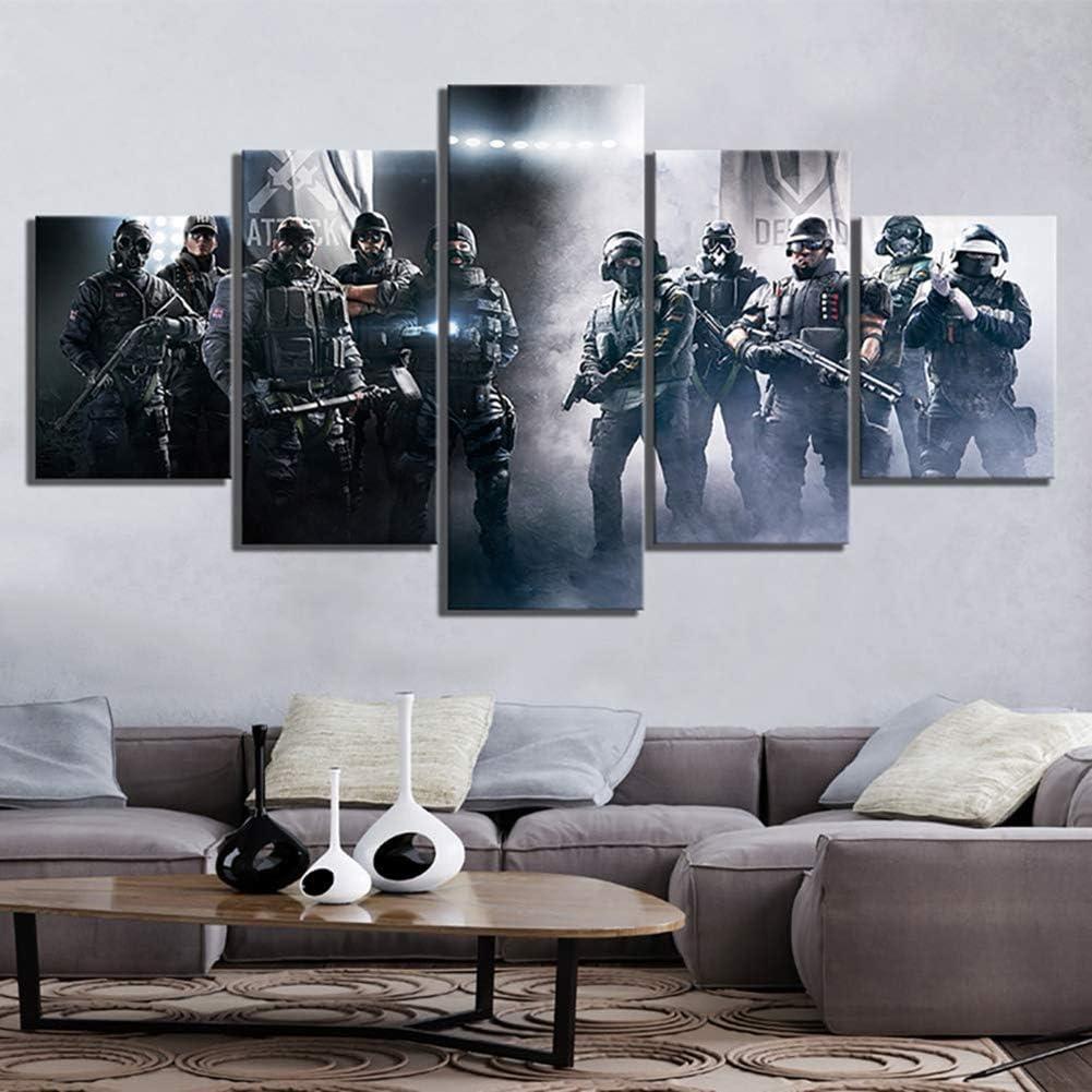 Game Hibana Tom Clancy/'s Rainbow Six Siege Silk poster 14 X 24 inch wallpaper