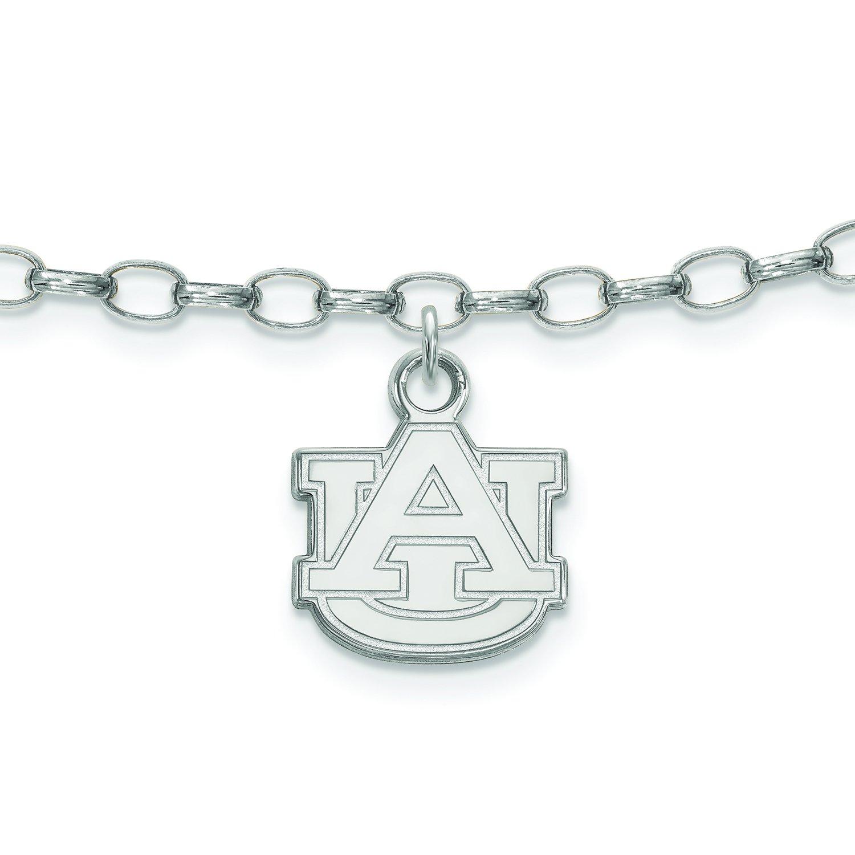 Auburn Anklet Sterling Silver