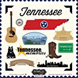 Tennessee Sightseeing Scrapbook Stickers (60344)