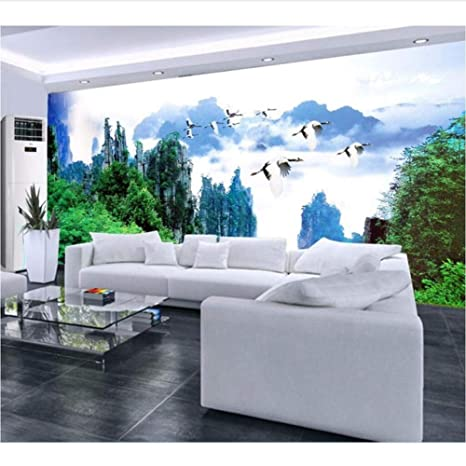Amazon Com Pbldb Custom Mural 3d Room Wallpaper Landscape