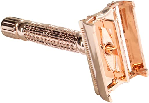 cyhyixuan oro rosa Extreme Edition mariposa maquinilla de afeitar ...