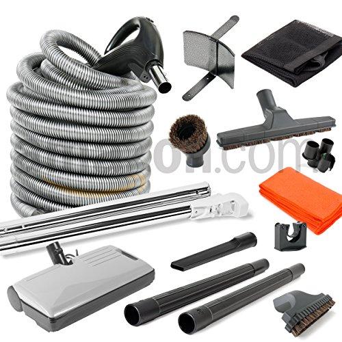 Classic II Powerbrush Builder Package 30' Electric Hose w/Standard Hose Cuff Standard Attachments Item -