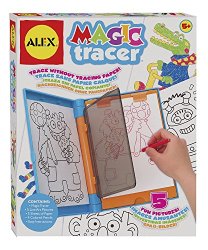 Kids Playtime Fun ALEX Toys Artist Studio Magic Tracer by ALEX Toys BUNDLE OF 2