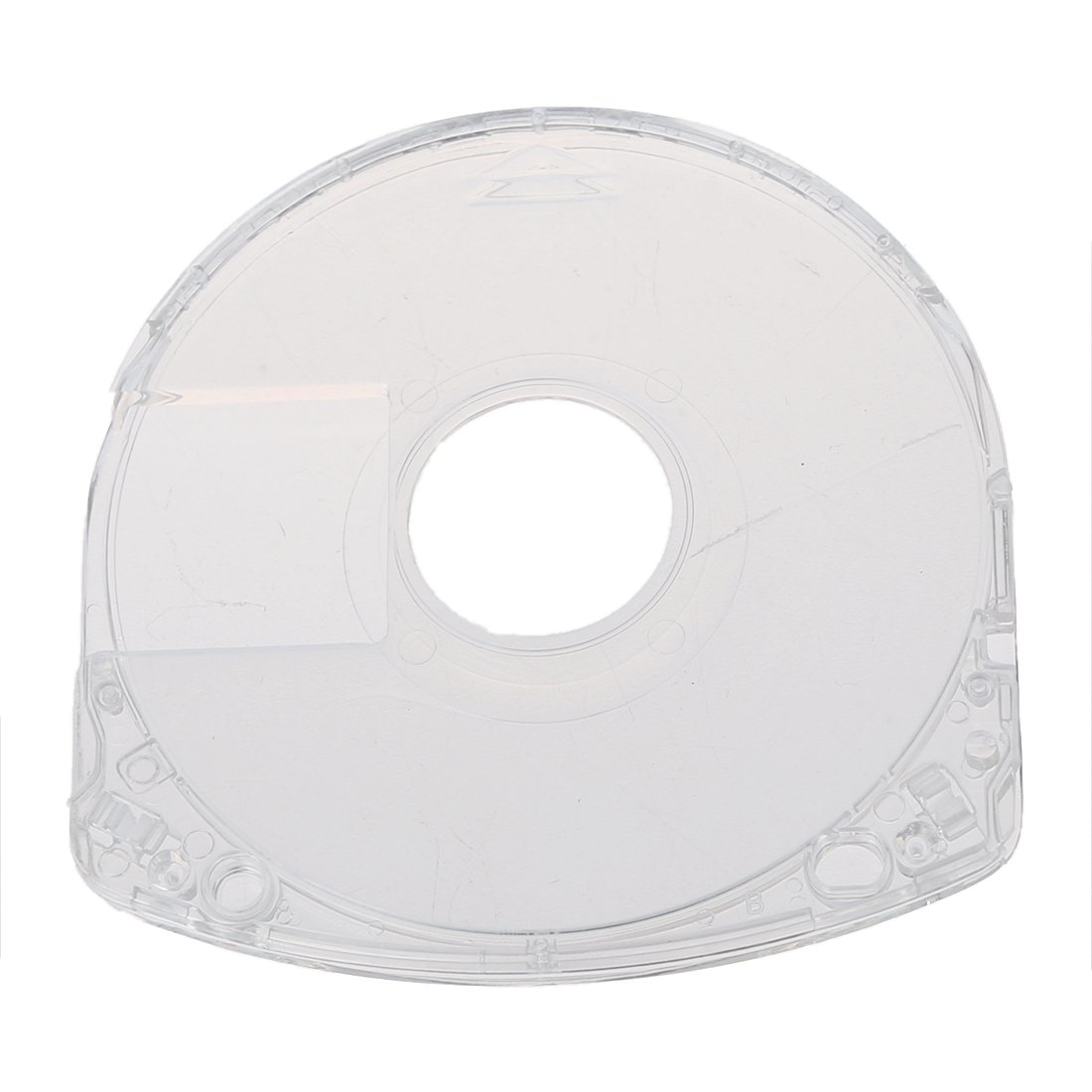 SODIAL(R) 3 X UMD Case protective case for Sony PSP Game Transparent