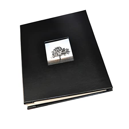 Keepsake Of Memories Memorial Guest Book With Blank Pages Photo