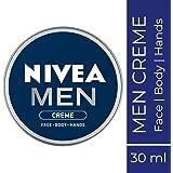 Nivea Men Crème Moisturiser Cream, 30ml