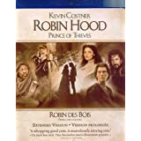 Robin Hood: Prince of Thieves Extended Cut (BD) [Blu-ray]