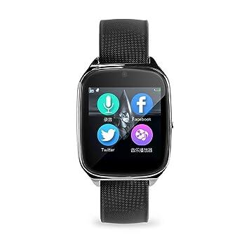 JullyeleDEgant LW05 Mutifuntonal Bluetooth 4.0 Relojes Inteligentes Música Podómetro portátil Reloj de Pulsera portátil Soporte para