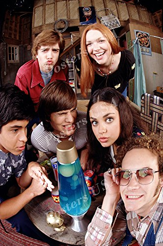 (Posters USA That 70's Show TV Series Show Poster GLOSSY FINISH - TVS353 (16