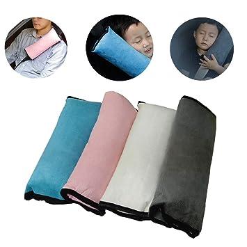 Amazon.com: Almohada para cinturón de seguridad, 4 unidades ...