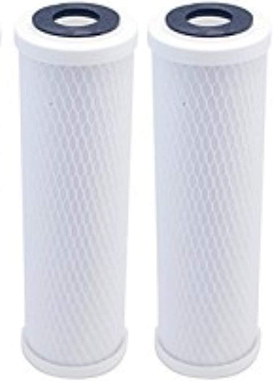 CFS 5 Micron 2 Pack 10 X 2.5 Carbon Block Filter