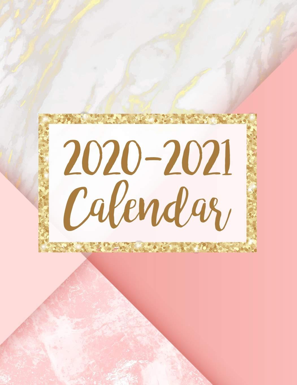 2020-2021 Calendar: 2 Year Jan 2020 - Dec 2021 Daily Weekly ...