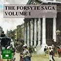 The Forsyte Saga, Volume 1 Audiobook by John Galsworthy Narrated by Peter Joyce