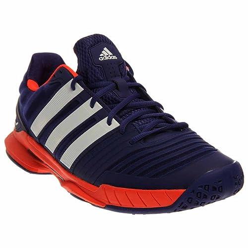 Adidas Men's Adipower Stabil 11 Indoor Shoe-Amazon Purple ...