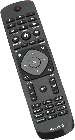 ALLIMITY 398GR8BD1NEPHH Control Remoto reemplazado por Philips UHD LED Smart TV 43PUH4900 43PUK4900 43PUT4900 49PUH4900 49PUK4900 49PUT4900 55PUH4900 47PFK4109 47PFT4109 48PFH4100 48PFH4101 48PFK4100: Amazon.es: Electrónica