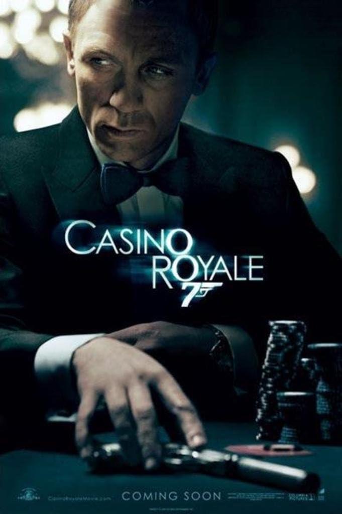 Casino Royale (James Bond) Movie Poster - 11x17 MasterPoster Print, 11x17