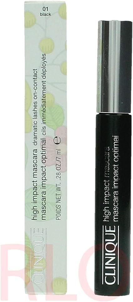 Clinique - HIGH IMPACT mascara 01-black 8 gr: Amazon.es: Belleza