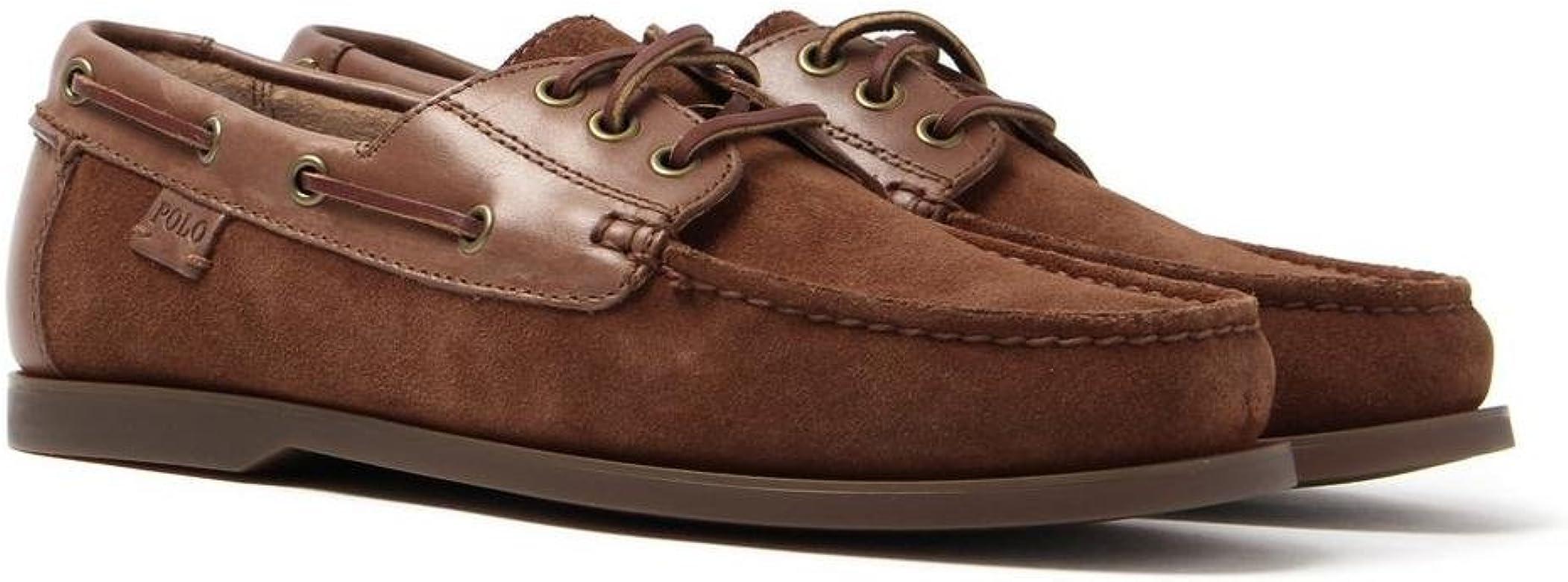 Polo Ralph Lauren - Náuticos para Hombre marrón Canela, Color ...