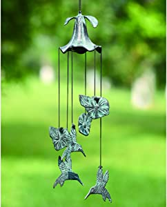 SPI Home 33078 Morning Glory Wind Chime