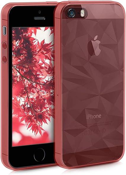 kwmobile Cover per Apple iPhone SE / 5 / 5S: Amazon.it: Elettronica