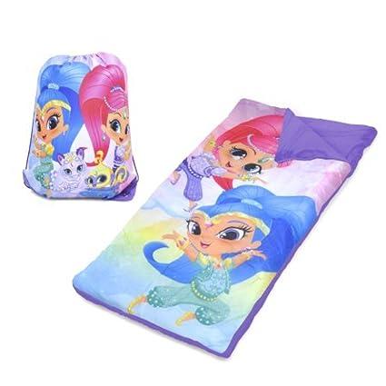 Nickelodeon Shimmer y brillo saco de dormir y Sling Set