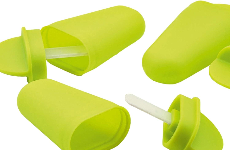 Compra Baekka Eislolli-moldes, conjunto de 4, silicona-moldes ...