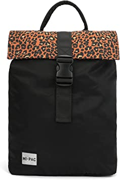 Mi-Pac Mi-Pac Day Pack SP Nylon Leopard - Black Mochila Tipo ...