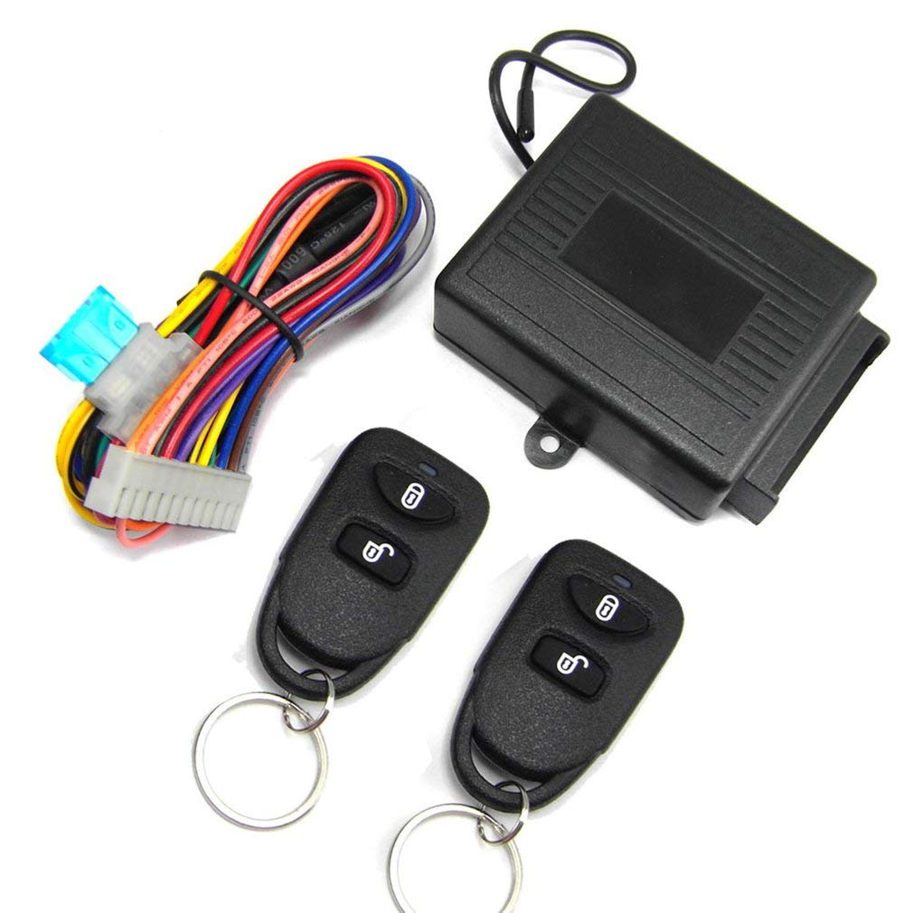 M602-8114 Remote Control Central Locking Kit Car Door Keyless Entry System