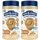 Cheap Peanut Butter & Co. Original Peanut Powder, Non-GMO Project Verified, Gluten Free, Vegan, 6.5 oz Jars (Pack of 2)