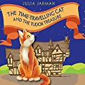 The Time-Travelling Cat and the Tudor Treasure Audiobook by Julia Jarman Narrated by David Collins