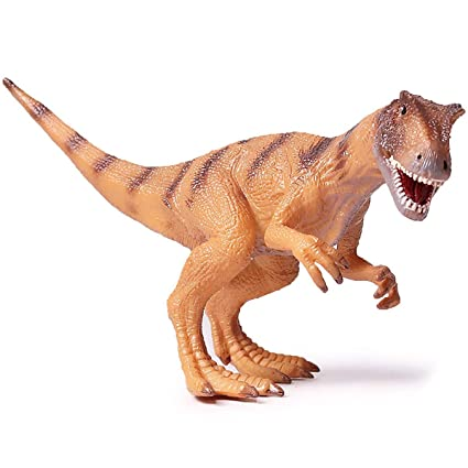 Action Figure Model Realistic Allosaurus Toy Dinosaur Dino Figures Top Best Gift