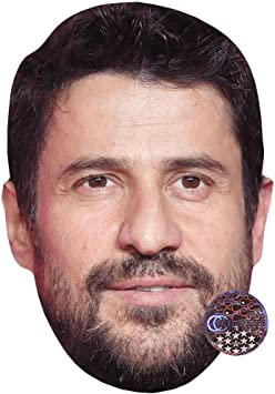 Alexis Georgoulis Beard Celebrity Mask Flat Card Face Fancy Dress Mask Amazon Co Uk Toys Games Alexis georgoulis, właściwie alexios georgoulis (ur. alexis georgoulis beard celebrity
