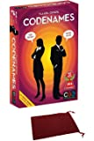 Codenames Board Game / Code Names Cooperative Spy Boardgame for Adult Family Friend / Party Codeword Secret Agent Game…