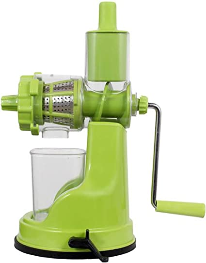 Bliss Hand Juicer Smart Fruits & Vegetable Juicer with Waste Collector (MULTIPUPOSE)