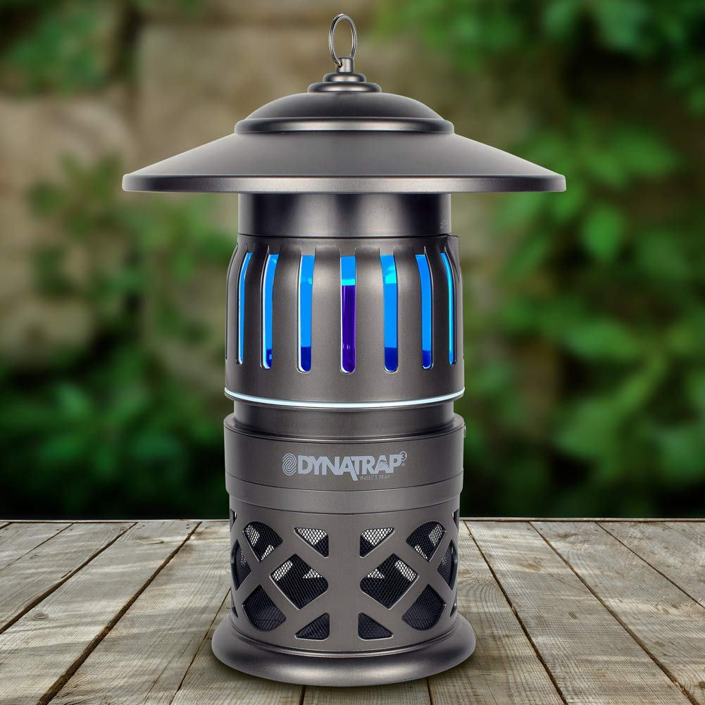 DynaTrap Insect Trap (DT1050-TUN), 1/2 Acre, Decora Series, Tungsten by DynaTrap (Image #6)