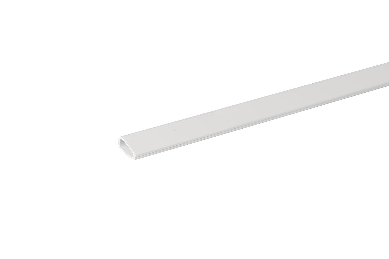 Durchmesser 3/mm Fellowes Papier-Klemmschiene 50/St/ück No gr/ün
