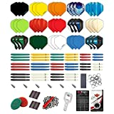 Red Dragon Darts 200 Piece Bumper Darts Accessory Pack by Red Dragon Darts