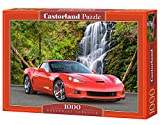 1000 piece puzzles corvette - Chevrolet Corvette, 1000 Piece By Castorland Puzzles