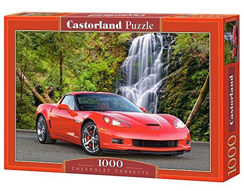 1000 piece puzzles corvette - 9