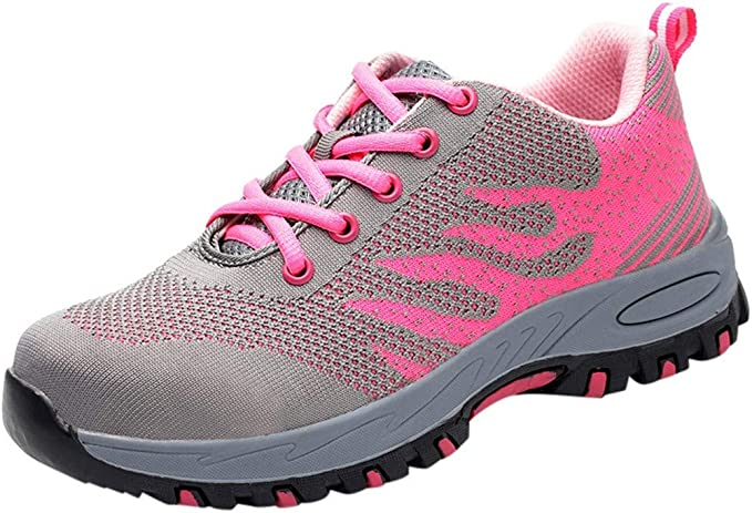 Femme Air Baskets Chaussures Extérieur Trekking Gym Fitness