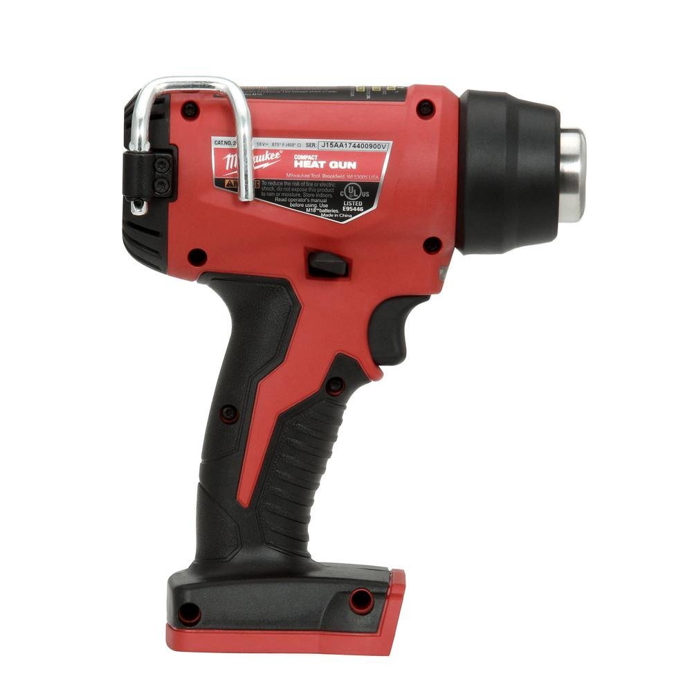 milwaukee electric tool milwaukee 2688 20 cordless heat gun  milwaukee electric tool milwaukee 2688 20 cordless heat gun amazon com