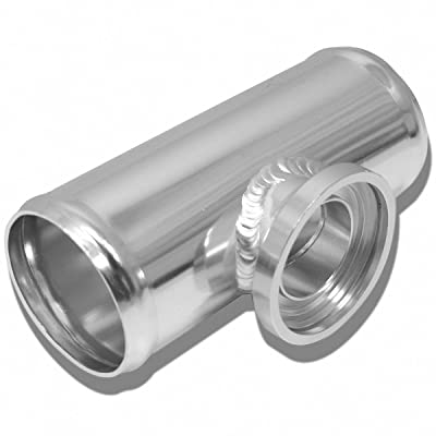 2.5 inches Turbo Blow Off Valve Aluminum Flange Adapter Pipe Replacement for Type-SQV BOV: Automotive