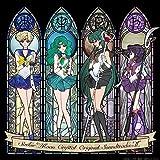 Animation Soundtrack (Music By Yasuharu Takanashi) - Pretty Guardian Sailor Moon Crystal Season 3 Original Soundtrack (2CDS) [Japan CD] KICA-3265 by Animation Soundtrack (Music By Yasuharu Takanashi)