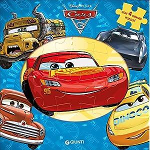 Cars 3 Libro Puzzle Ediz A Colori