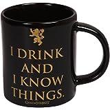 Game of Thrones I Drink & I Know Things 14oz Coffee Mug