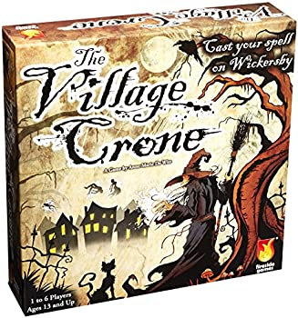 Fireside Games Village Crone Board Game