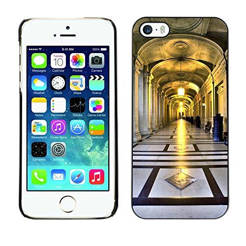Premio Sottile Slim Cassa Custodia Case Cover Shell // F00004279 couloir // Apple iPhone 5 5S 5G