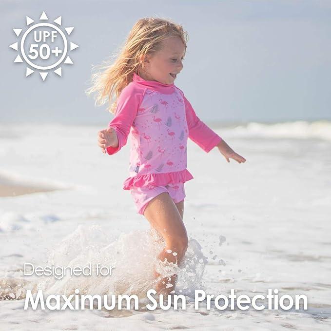 Amazon.com: Jan & JUL - Protector de natación de manga larga ...