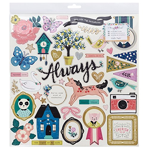 Maggie Holmes 344484 Stickers, Multicolor by Maggie Holmes